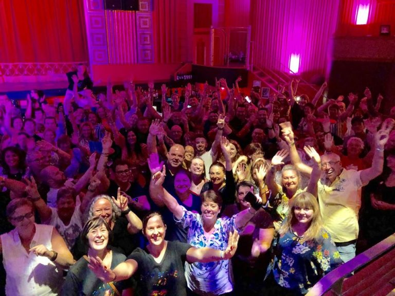 Blackpool, UK - WDM